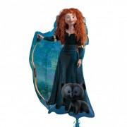 Balon folie figurina Neinfricata - 91cm, Amscan 24835