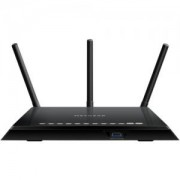 Маршрутизатор Netgear 4PT AC1750 (450 + 1300 Mbps) WiFi Gigabit router with 2 x USB, Ext Ant/R6400-100PES