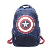bp251007cap Marvel Captain America Shield Logo Sac à Dos