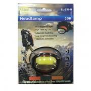Lanterna Frontala LED 3W cu COB LED Liliang LL536B