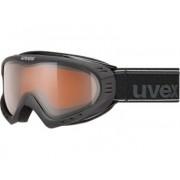 Máscara Uvex f2 polar black mat