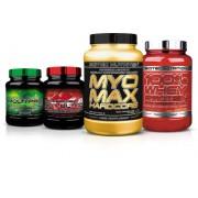 Combinație pentru dezvoltarea mușchilor de calitate / PREMIU