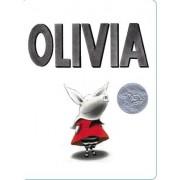 Olivia: Board Book by Ian Falconer