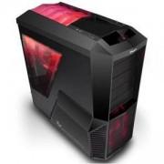 Кутия за настолен компютър Zalman Z11 Plus HF1, Черен цвят, ZM-Z11PlusHF1_VZ