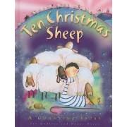Ten Christmas Sheep by Jan Godfrey