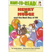 Henry and Mudge and the Best Day of All by Cynthia Rylant