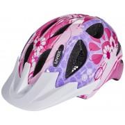 UVEX hero Kask różowy/fioletowy Kaski rowerowe