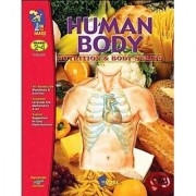 On the Mark Press OTM407 Grades 2-4 the Human Body Nutrition & Body Book Series Grade 0.35 Height 8.5 Wide 11 Length
