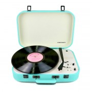 Crosley Coupe - Bluetooth Turntable with Pitch control - Teal