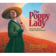 The Poppy Lady by Clinical Staff Prime Research Clinic Barbara Walsh