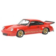 VISION 1/43 Porsche 911 Carrera RS 3.0 1974 Red / Gold Stripe (japan import)
