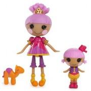Lalaloopsy Mini Littles Pita Mirage and Sahara Mirage Doll