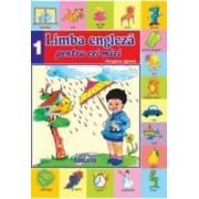 Limba engleza pentru cei mici vol.1 + CD - Georgiana Lupescu