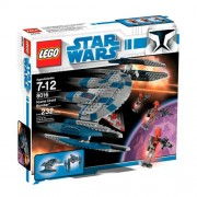 LEGO Star Wars: Hyena Droid Bomber Establecer 8016