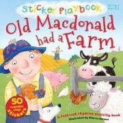 Old Macdonald Had A Farm Sticker Playbk