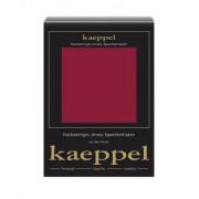 Kaeppel L-016753-14L1-U5KN Lenzuolo in jersey con angoli elasticizzati 100x200 cm colore: Rosso