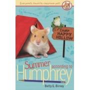 Summer According to Humphrey by Betty G Birney