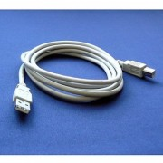 HP OfficeJet 7310 Printer Compatible USB 2.0 Cable Cord for PC Notebook Macbook - 6 feet White - Bargains Depot