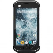 Telefon mobil CAT S40, Dual SIM, 16GB, 4G, Black