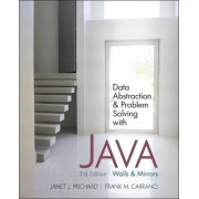 Data Abstraction and Problem Solving with Java by Janet Prichard