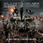 Iron Maiden - A Matter of life and death (CD)