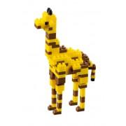 Girafa. Set Constructie 3D Micro Cub - 200007