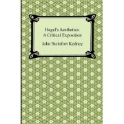 Hegel's Introductory Lectures on Aesthetics by Georg Wilhelm Friedrich Hegel