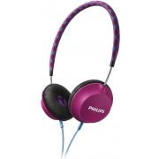 Casti Stereo Philips SHL5100PK (Roz)