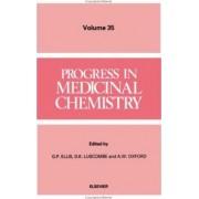 Progress in Medicinal Chemistry by Gwynn P. Ellis