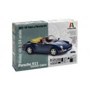 Italeri 510003679 - Porsche 911 Carrera Cabrio, in scala 1:24