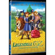 Legends of Oz:Dorothy's Return:Dan Aykroyd, James Belushi, Lea Michele, Kelsey Grammer - Legendele din Oz: Intoarcerea lui Dorothy (DVD)
