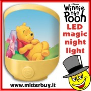 LUCE NOTTE LED WINNIE THE POOH DISNEY