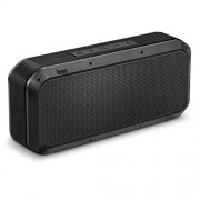 DIVOOM VOOMBOX PARTY Portable Ultra Rugged and Water Resistant Bluetooth 4.0 Wireless Speaker in 20w Output with NFC Function. Built-in microphone for handsfree calling Compatible with most iOS on iPhone 3/3s/4/4s/5/5s/6/plus iPad 2/3/4/Air/Mini; and most