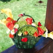 Cos floral Rafinament CF040