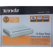Tenda 5 Port Fast Ethernet Switch