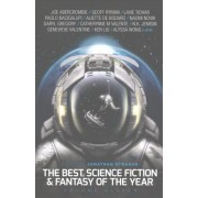 The Best Science Fiction and Fantasy of the Year, Volume Eleven by Jonathan Strahan