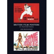 British Film Posters by Sim Branaghan