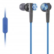 Casti Sony MDR-XB50APL Extra Bass Blue