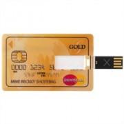 Chiavetta USB carta di credito 16 gb