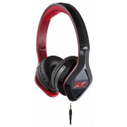 JVC HA-SR100X-B (negru/roșu)