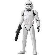 Meta Colle Star Wars # 12 Clone Trooper Die Cast Painted Action Figure