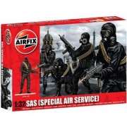Airfix A02720 SAS Special Air Service Model Kit 1:32 Scale