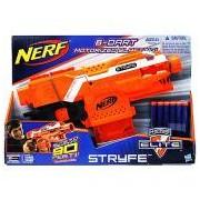 Hasbro - Nerf Stryfe szivacslövő pisztoly A0200