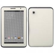 atFoliX - Pellicola di design FX-Carbon-Alpine per Samsung Galaxy Tab 2 7.0 GT-P3100