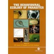 The Behavioural Ecology of Parasites by E. E. Lewis