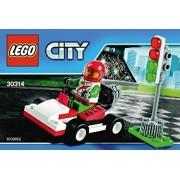 LEGO City: Go-Kart Corredor Establecer 30314 (Bolsas)