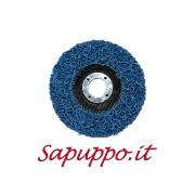 Dischi blue cleaner con supporto in fibra