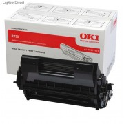 OKI Genuine High Capacity Black Print Cartridge