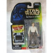 Star Wars The Power Of The Force Han Solo In Carbonite With Carbonite Block Freeze Frame Action Slide 1997