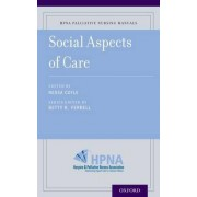 Social Aspects of Palliative Care by Professor and Director of Nursing Research and Education Betty Ferrell Ph.D.